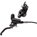 Hope Tech 3 X2 Rear Brake Black