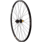 "Quality Wheels Rear Wheel Mountain Disc 27.5"" 135mm QR SRAM XD WTB KOM / Hope Pro2 / DT Competition All Black"