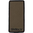 Surly Rectangle Patch: Olive