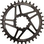 Wolf Tooth Components Direct Mount Drop-Stop 28T Chainring: for SRAM Mountain GXP Cranks with Removable Spiders