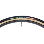 Vittoria Rally Tire: 700 x 25mm Tubular Black/Tan