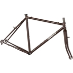 Surly Cross Check Frameset - Cuba Libre