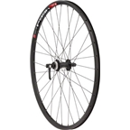 "Quality Wheels Mountain Disc Front Wheel DT 466d Deore M610 26"" QR"