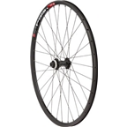 "Quality Wheels Mountain Disc Front Wheel DT 466d Deore M610 26"" 15mm"