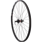 "Quality Wheels Mountain Disc Front Wheel Novatec D88 WTB ST 29"" convertible QR and15mm"