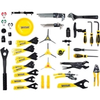 Pedro's Apprentice Bench Tool Kit: 55-Piece Shop Tool Set