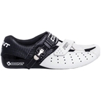 BONT Riot Cycling Road Shoe: White 42.5 - OPEN BOX SPECIAL