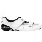 BONT Riot TR Triathlon Shoe: White