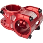 "Hope Freeride Stem, 35mm 0 Degree 1-1/8"" Threadless Red"