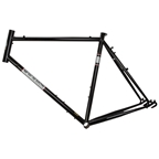 New Albion Cycles Privateer Frame Black