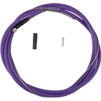 Animal Illegal Linear Cable Purple Cable and Housing Set