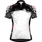 Primal Wear Women's Cozmo Jersey: White/Black