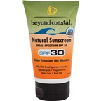 Beyond Coastal Natural Sunscreen SPF 30: 4oz