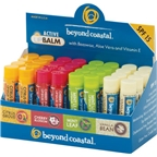 Beyond Coastal Active Lip Balm: Assorted Flavors Box of 32