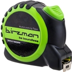 Birzman 3 Meter Locking Tape Measure