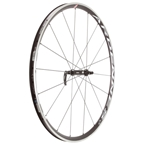 HED Wheels Ardennes + LT 700c Front Wheel Radial 18h Black