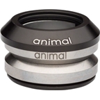 Animal Integrated Headset Black