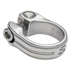 Surly New Stainless Seatpost Clamp 30.0mm Silver