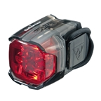 Topeak RedLite Race LED taillight, black