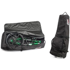 Odyssey Hawk's Nest Chase Hawk Signature Travel Bag For BMX Bikes Black