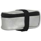 CycleAware Beamer Saddle Bag, 90 Cu In - Reflective