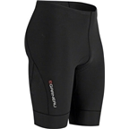 Louis Garneau Power Lazer Tri Short: Black