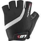 Louis Garneau Biogel RX-V Glove: Black