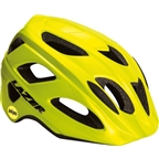 Lazer Beam MIPS Helmet: Flash Yellow