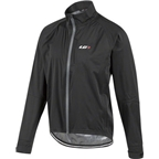 Louis Garneau Commit WP Jacket: Black