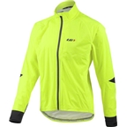Louis Garneau Commit WP Jacket: Yellow