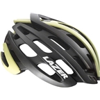 Lazer Z1 Helmet: Vanilla and Gray SM
