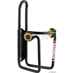 Elite Ciussi Alloy Water Bottle Cage: Black