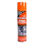 Finish Line Citrus Bike Degreaser 12oz Aerosol