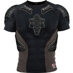 G-Form Pro-X Compression T Shirt: Charcoal