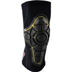 G-Form Pro-X Knee Pad: Black/Yellow