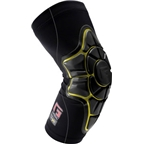 G-Form Pro-X Elbow Pad: Black/Yellow XS
