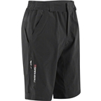 Louis Garneau Techfit MTB Short: Black