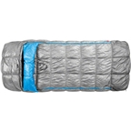Nemo Strato Loft 30 700fill Down Sleeping Bag: Aluminum/Riptide Regular