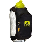 Nathan SpeedDraw Plus Insulated Handheld Hydration with 18oz Bottle: Black