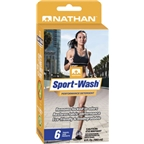 Nathan Sport Wash Travel Size: 6-Pack