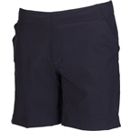 Zoic Women's 7 Posh Cycling Short with removable chamois liner: Black