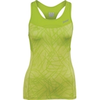 Zoot Women's Performance Tri Racerback Training and Racing Top: Honey Dew Static