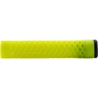 ODI Cult X Vans Grips 143mm Flangeless Fluro Yellow