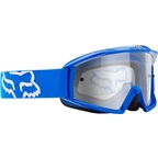 Fox Racing Main Goggle: GP Blue/Clear One Size