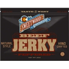 Sweetwood Cattle Co. Jerky: Peppered Box of 10