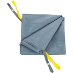 Mountainsmith Tent Footprint for Morrison 2 Charcoal Gray