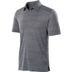 Sierra Designs Short Sleeve Pack Polo Shirt: Gray