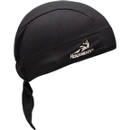 Headsweats Eventure Shorty Headband: One Size Black