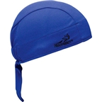Headsweats Eventure Shorty Headband: One Size Royal Blue