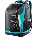 TYR Apex Transition Bag: Black/Blue